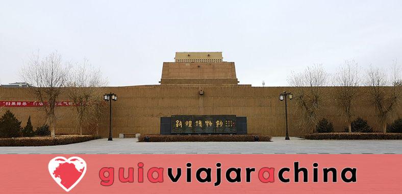 Museo de Dunhuang - Historia de Dunhuang y la Ruta de la Seda 1