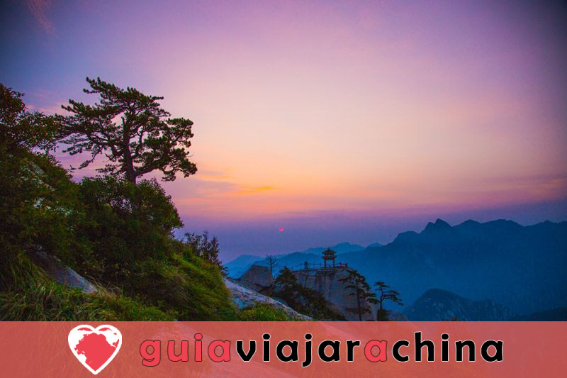 Monte Huashan - Desafía la ruta de senderismo más peligrosa del mundo 5