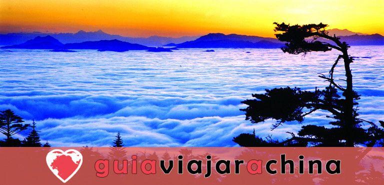 Monte Emei - Una de las cuatro grandes montañas budistas de China 1