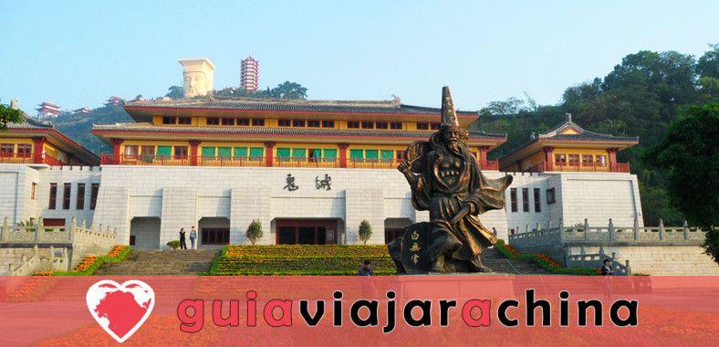 Ciudad Fantasma de Fengdu - Cultura del más allá en China 1