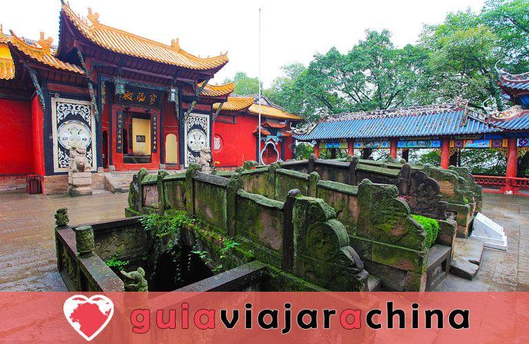 Ciudad Fantasma de Fengdu - Cultura del más allá en China 4