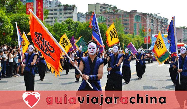 Ciudad Fantasma de Fengdu - Cultura del más allá en China 8