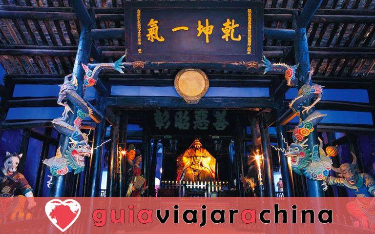 Ciudad Fantasma de Fengdu - Cultura del más allá en China 3
