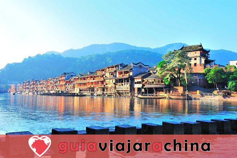Montaña Tianzi - Vea los picos más impresionantes de la zona panorámica de Wulingyuan 14