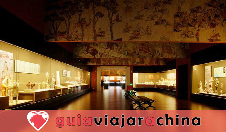 Museo de Historia de Shaanxi - Perla en la antigua capital y tesoro de China 2