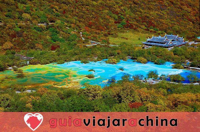Parque Nacional Huanglong 7