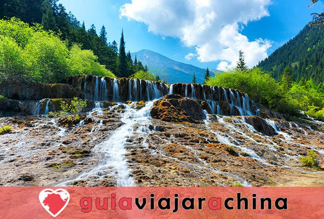 Parque Nacional Huanglong 3