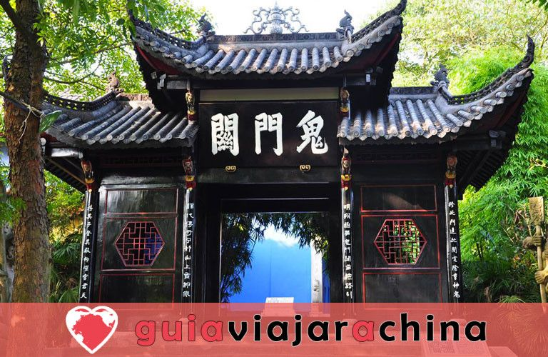 Ciudad Fantasma de Fengdu - Cultura del más allá en China 7