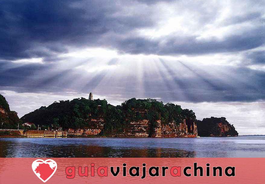 Buda gigante de Leshan - Patrimonio Mundial de la UNESCO 2