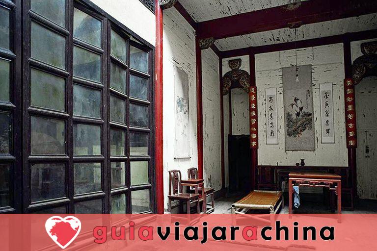Lucun Village - Las mejores tallas de madera de China 6