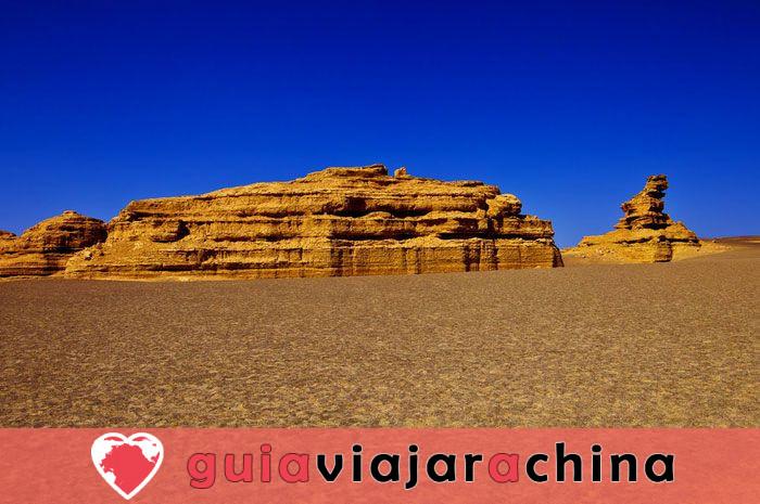 Parque Geológico Nacional de Yadan 2