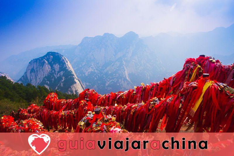 Monte Huashan - Desafía la ruta de senderismo más peligrosa del mundo 9