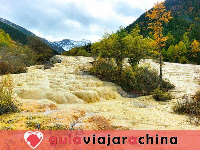 Parque Nacional Huanglong 4