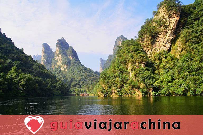 Lago Baofeng - el sueño del país de las hadas del lago Jasper 6