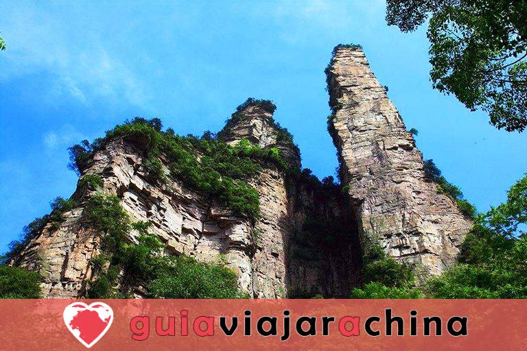 El arroyo Golden Whip - la ruta de senderismo más impresionante de Wulingyuan 6