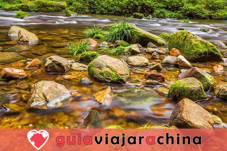 El arroyo Golden Whip - la ruta de senderismo más impresionante de Wulingyuan 4