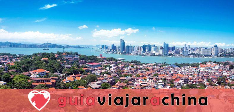 Isla de Gulangyu 1