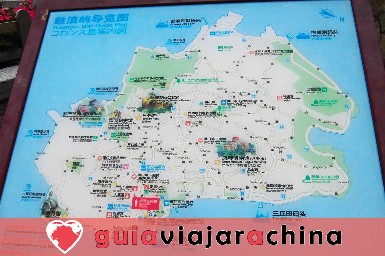 Isla de Gulangyu 2