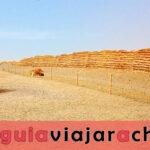 Gran Muralla de Dunhuang de la dinastía Han - Antigua salvaguardia del noroeste de China y la Ruta de la Seda