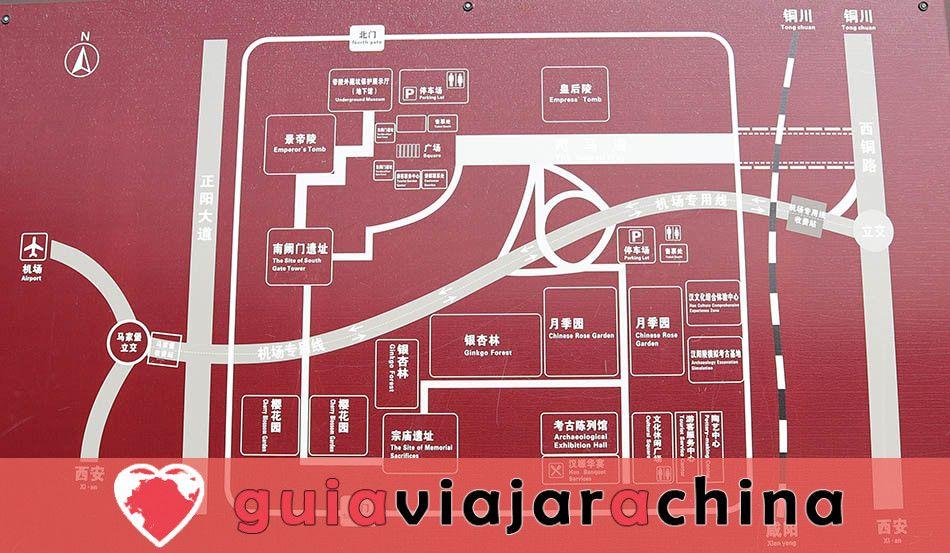 Museo Hanyangling - Misterioso Mausoleo del Emperador Jingdi de la Dinastía Han 3
