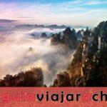 Yangjiajie - El paisaje más prístino del área escénica de Wulingyuan