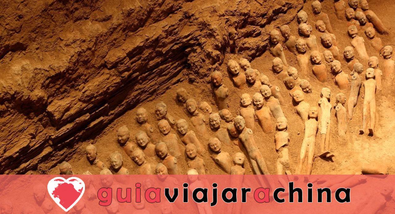 Museo Hanyangling - Misterioso Mausoleo del Emperador Jingdi de la Dinastía Han 1