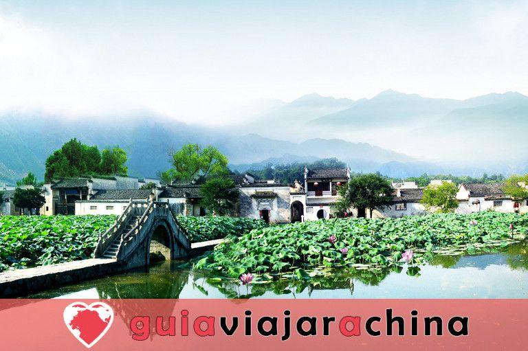 Aldea Antigua de Hongcun - Patrimonio de la Humanidad en Anhui 5