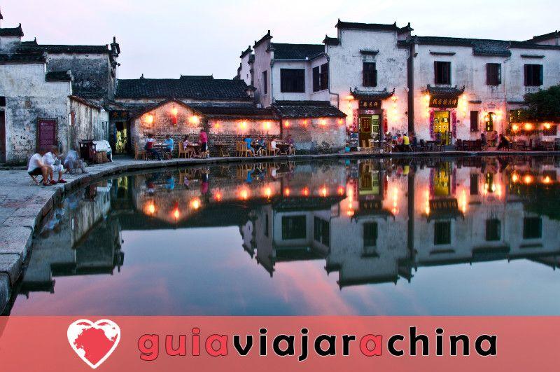 Aldea Antigua de Hongcun - Patrimonio de la Humanidad en Anhui 6