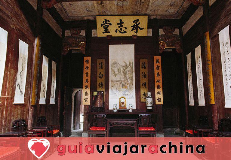 Aldea Antigua de Hongcun - Patrimonio de la Humanidad en Anhui 7