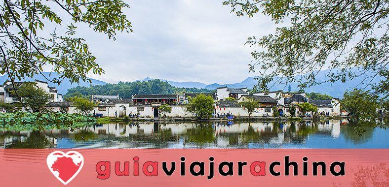 Aldea Antigua de Hongcun - Patrimonio de la Humanidad en Anhui 1