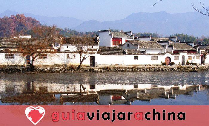 Aldea Antigua de Hongcun - Patrimonio de la Humanidad en Anhui 2