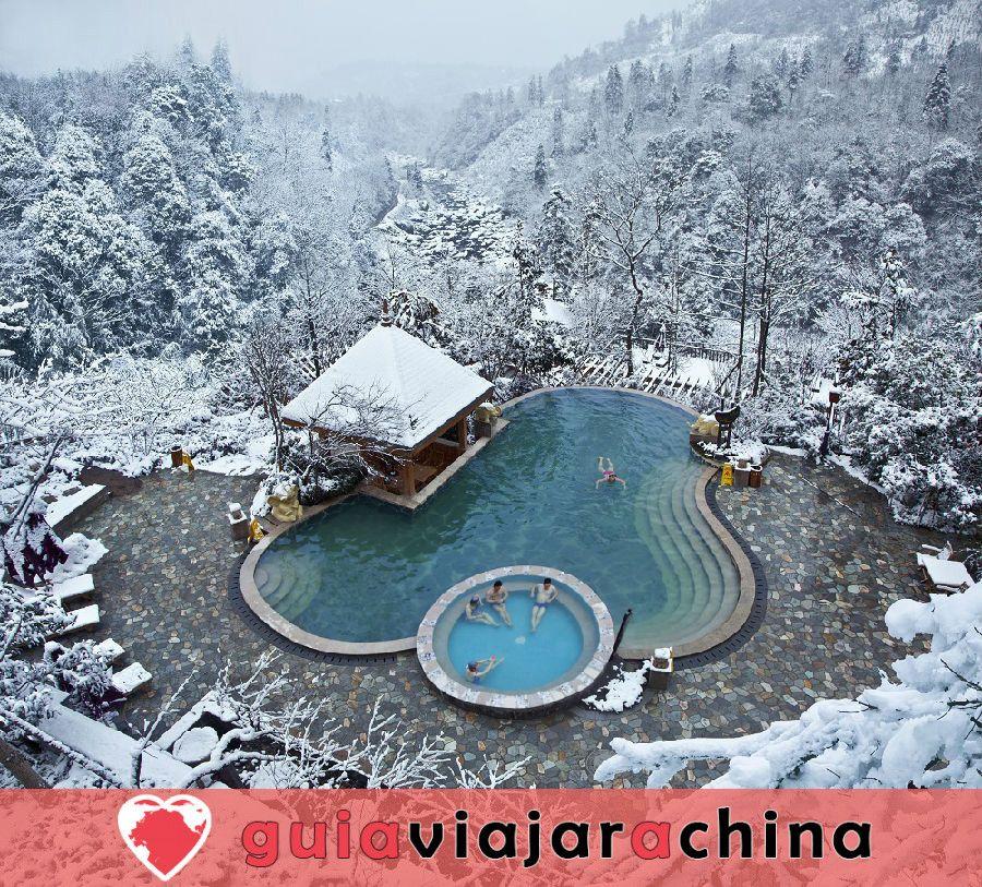 Monte Emei - Una de las cuatro grandes montañas budistas de China 6