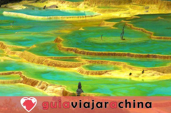 Parque Nacional Huanglong 8