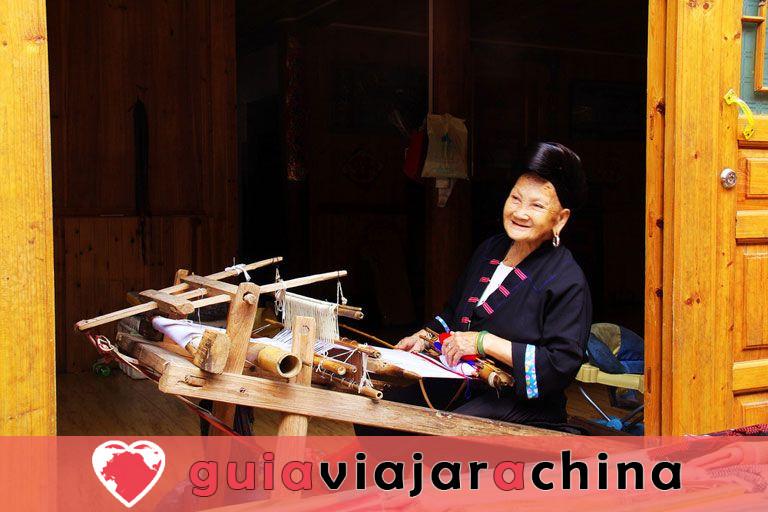 Pueblo Huangluo Yao - El pueblo de pelo largo del mundo de Guinness 2