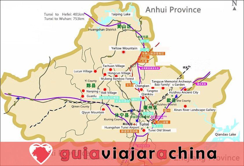 Aldea Antigua de Hongcun - Patrimonio de la Humanidad en Anhui 3