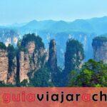 Huangshizhai (Pueblo de Huangshi) - El mirador más grande del Parque Forestal Nacional Zhangjiajie