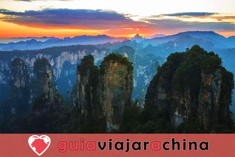Huangshizhai (Pueblo de Huangshi) - El mirador más grande del Parque Forestal Nacional Zhangjiajie 4