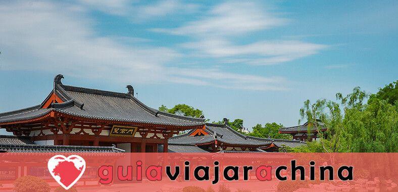 Piscina de Huaqing (Palacio de Huaqing) - Aguas termales y el canto del dolor eterno 1