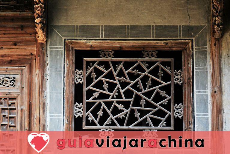 Lucun Village - Las mejores tallas de madera de China 8