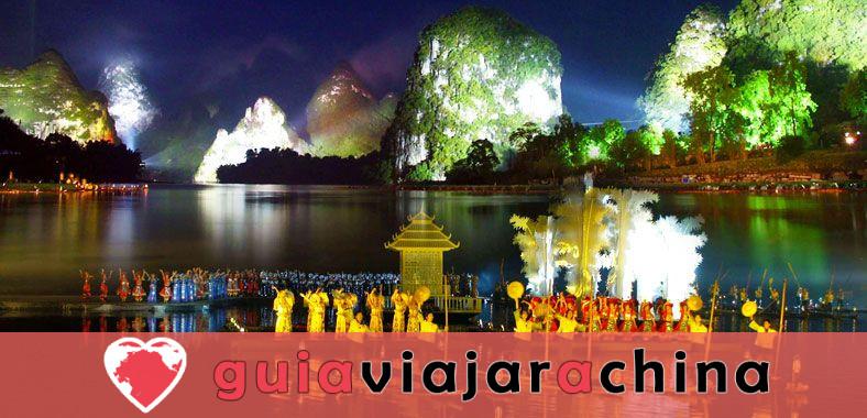 Impresión Sanjie Liu - Tu espectáculo nocturno de Yangshuo de visita obligada 1