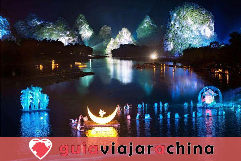 Impresión Sanjie Liu - Tu espectáculo nocturno de Yangshuo de visita obligada 4
