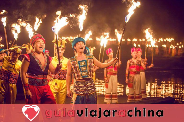 Impresión Sanjie Liu - Tu espectáculo nocturno de Yangshuo de visita obligada 2