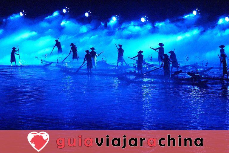 Impresión Sanjie Liu - Tu espectáculo nocturno de Yangshuo de visita obligada 3