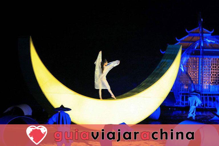 Impresión Sanjie Liu - Tu espectáculo nocturno de Yangshuo de visita obligada 5