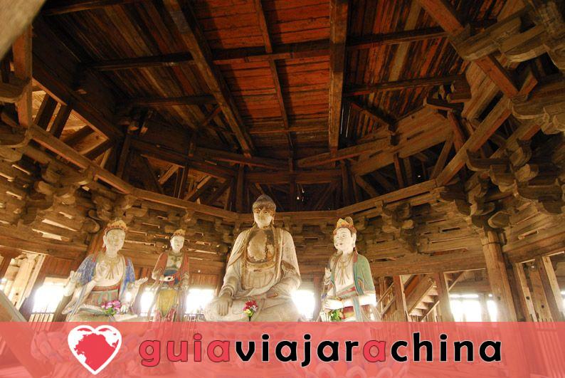 Pagoda de madera de Yingxian 2