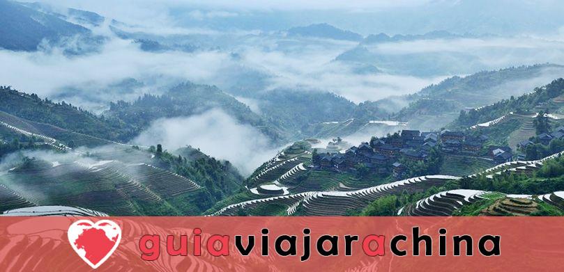 Las terrazas de arroz de Jinkeng - Sitio para las fotos más impresionantes de Longji 1