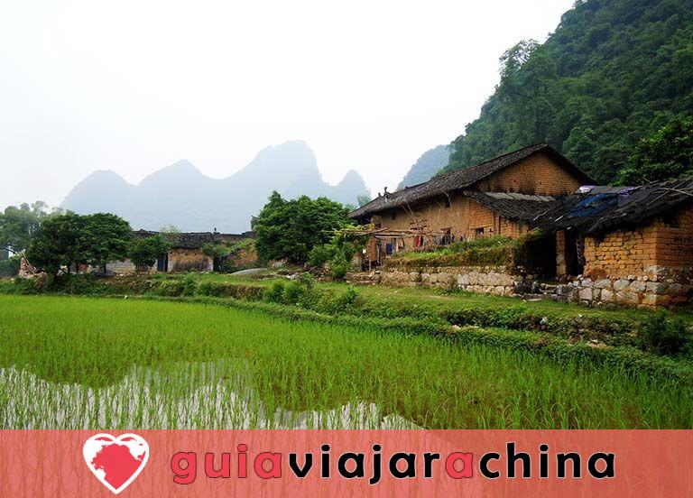 Yangshuo Biking Guide - Top Rutas y Mapas de Ciclismo, Alquiler de Bicicletas 9