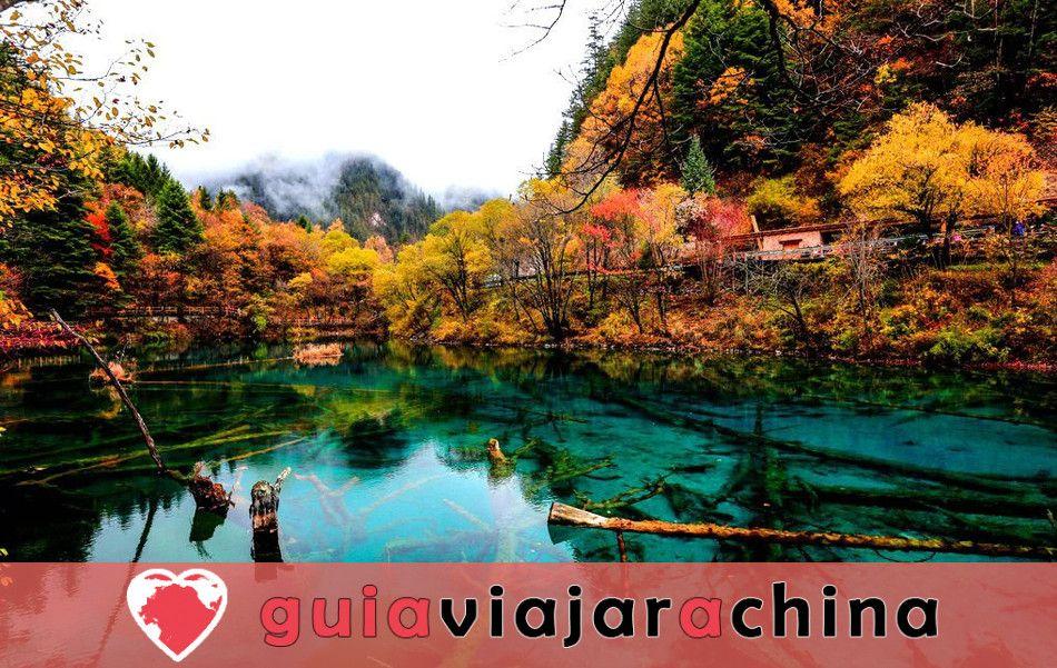 Parque Nacional Huanglong 9