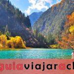 Valle del Jiuzhaigou - los más bellos paisajes acuáticos de China