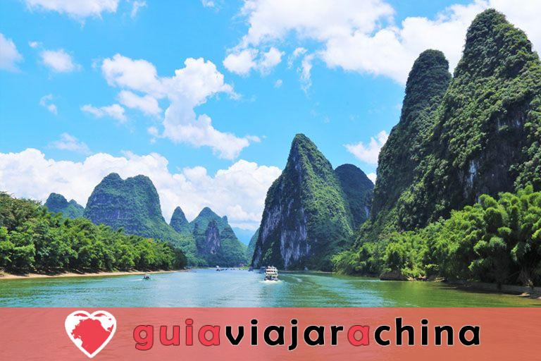 Colina de la Luna Yangshuo (Guilin, China): Escalada, senderismo y fotografía 7